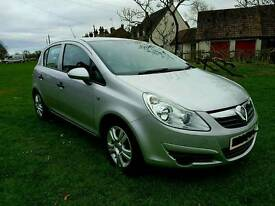 Vauxhall Corsa 1.2 (2009) ONLY 21600 miles