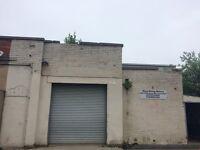 Units/Workshops/Garage/Storage