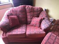fREE fREE fREE. 2& 3 seater sofas