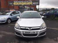 Vauxhall Astra 1.8 i 16v Life 5dr,automatic, WARRANTED MILEAGE,2 KEYS,