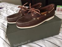 Timberland Earthkeepers Boat Shoes Size 8.5uk