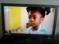 40 inch bush HD Digital LCD TV # grey colour# very good condition with stand and remote control