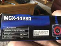 Megavox Car Stereo Speakers 200watt Brand new