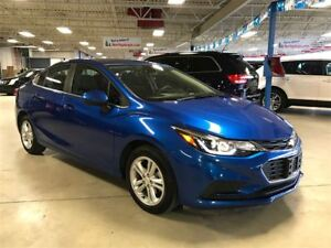 2017 Chevrolet Cruze LT Turbo Awesome Options Finance Available