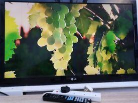 LG 42inch 3d TV