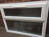 Double glazed window 45 x 34.5 inches