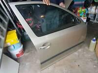 Skoda Octavia MK2 OSF Front driver side door