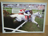 """""""THE DESERT ORCHID PUZZLE"""" 500 piece jigsaw. By Each Way Promotions. Sealed box."""