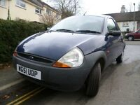 FORD KA 1.3 (with fsh and new mot)
