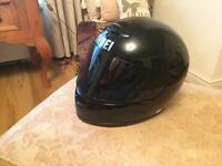Shoei Raid helmet