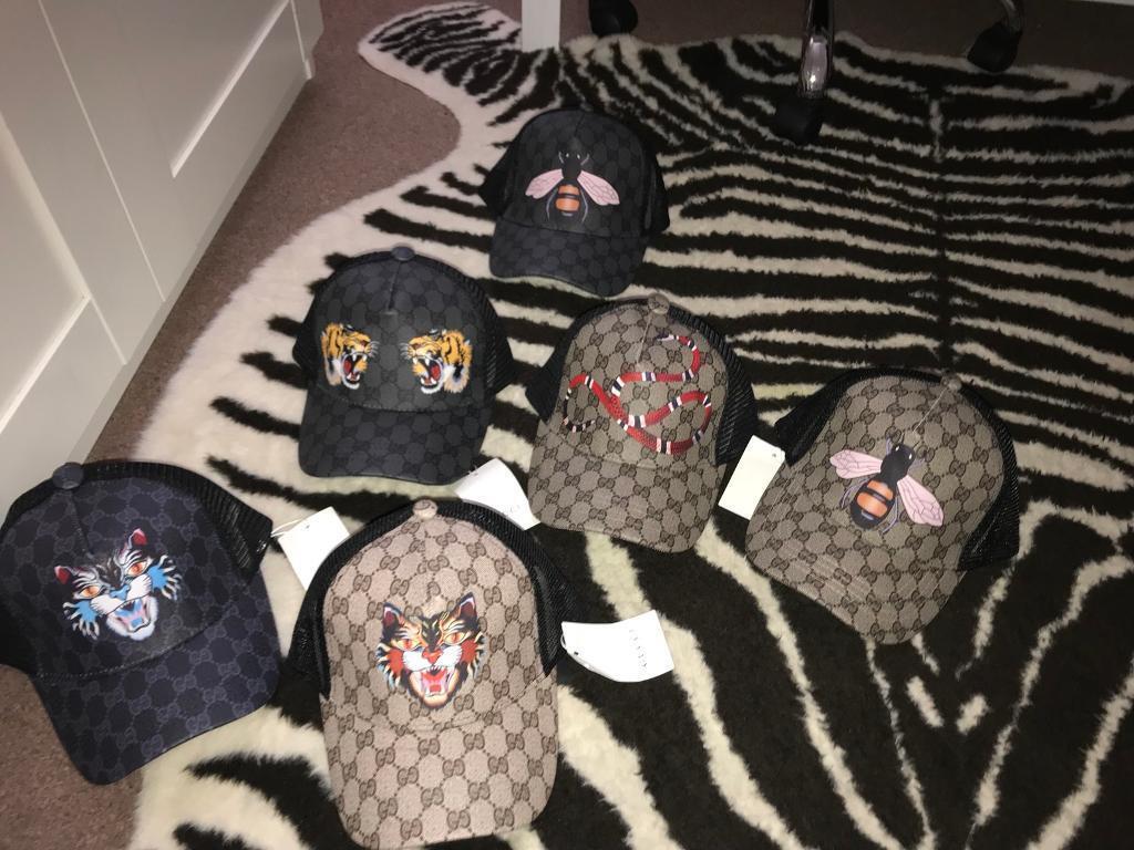 Gucci Caps Collections Brand New  5356f0f517e