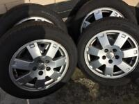 4 Ford mondeo Alloys
