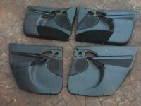 Ford Focus ghia seats and door cards