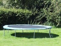 14 ft Supertramp German-make Trampoline