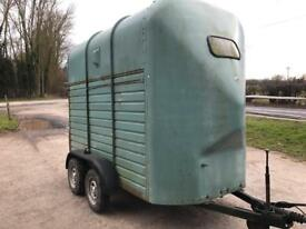 Rice horsebox ideal catering conversion