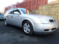 54 Vauxhall Vectra 2.0 DTi Estate new clutch and brakes