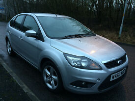 **FORD FOCUS ZTEC TDCI 2010 ONLY 39800 MILES GREAT CONDITION**
