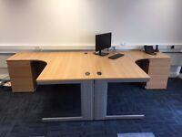 Large Corner Desks