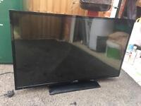 "Luxor 42"" Smart TV (damaged)"