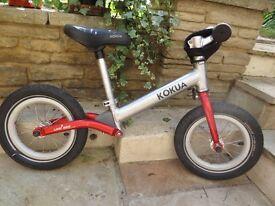 Like a Bike Kokua Jumper, Metallic red