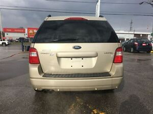 2005 Ford Freestyle LIMITED AWD WITH LEATHER & SUNROOF Oakville / Halton Region Toronto (GTA) image 4