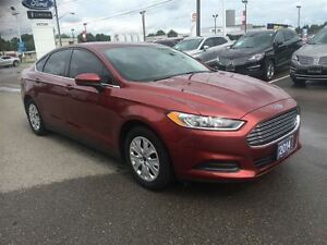 2014 Ford Fusion S Windsor Region Ontario image 6