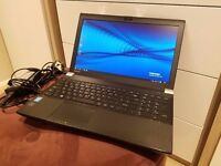 Toshiba A50-A-12M✔ Intel Core i3 4th Gen. 2.4GHz✔ 4GB DDR3✔ 320GB Hard drive✔ USB3.0✔ 4Hr Battery