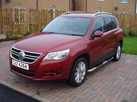 IMMACULATE VW Tiguan TDi SE 4 Motion ( F.S.H )BEST VALUE IN THE COUNTRY CHECK AUTOTRADER