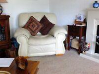 Lovely Soft Leather Armchair.