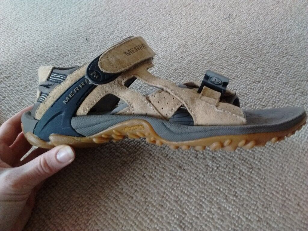 193271330de6 Men s Merrell® Kahuna III Sandals Performance Footware. Size 7 in Classic  Taupe. Almost new.