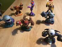 Skylanders giants character bundle