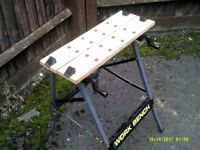 Lightweight workbench for sale.