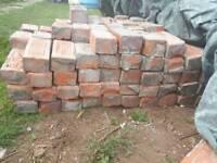 Imperial bricks 68mm. 50p a brick. Good quality
