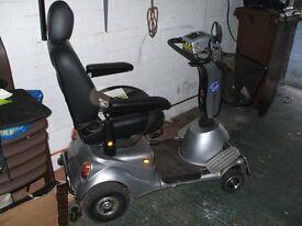 QuingoPlus Deluxe 5 wheel mobility scooter