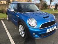 2011 (61) Mini Clubman Cooper S , 52K FMSH, 12 Months MOT, 2 owners, 3 month warranty **IMMACULATE**