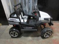 CHILDREN'S RIDE ON ELECTRIC OFF ROAD JEEP - REMOTE CONTROL - TOY CAR - ONLY £220 !!!!!