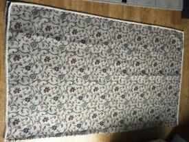 Tapestry table cloth