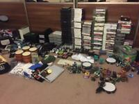 Gaming Joblot PlayStation Xbox nintendo Sega games