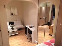 BEAUTIFUL SPACIOUS STUDIO FLAT- NOTTING HILL- SHORT TERMS AVAILABLE- BILLS INC