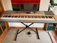 Yamaha DGX 630 electric piano