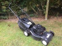 "Self Drive Petrol Lawnmower 19"" Cut Serviced & Sharpened"