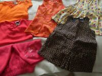 NEW NEVER BEEN WORN 20 BABY GIRL OUTFITS FROM 3 - 12MTHS