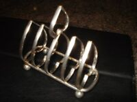Toast Rack - Heart Shaped - great for Valentines breakfast or gift