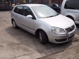 Volkswagen Polo 1.2 nice car for new driver cheep insurance and road tax