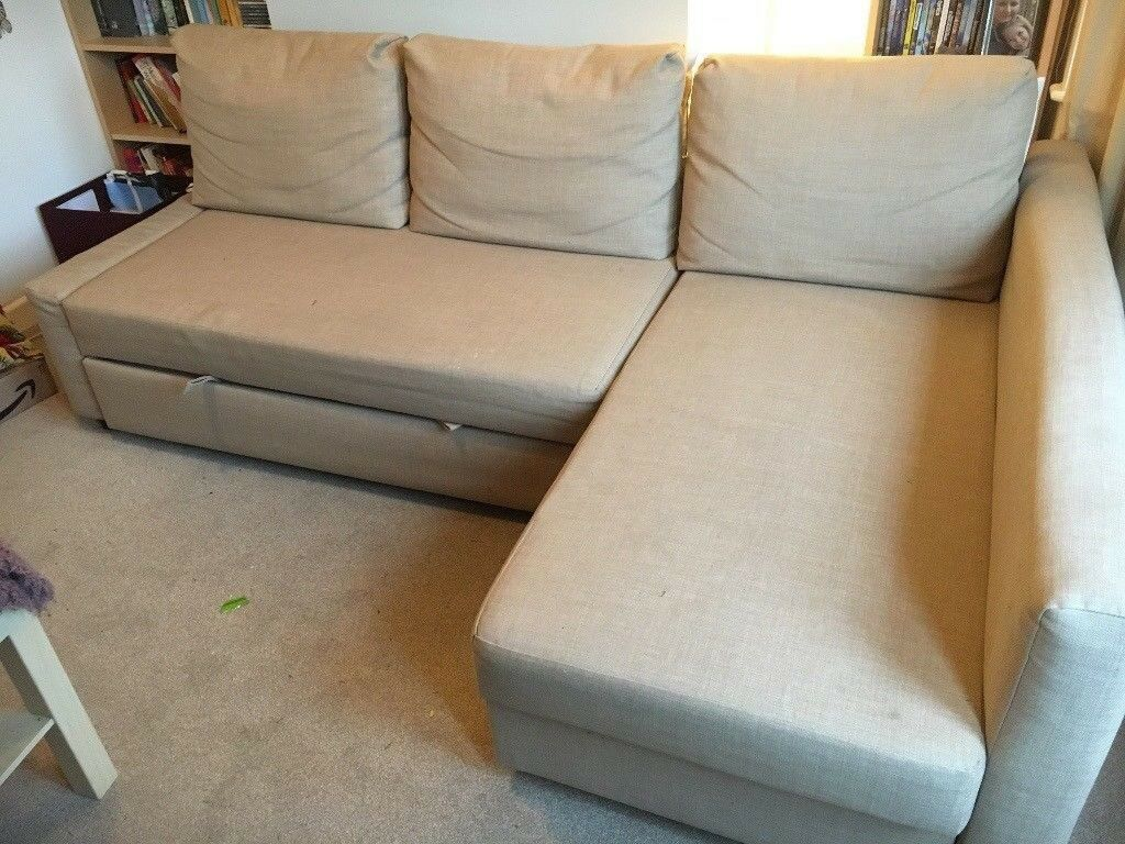 Ikea Corner Sofa Bed With Storage In Oxford Oxfordshire