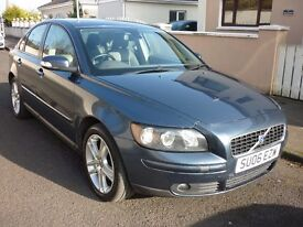 2006 volvo s40 se 2.0 diesel(beautiful car with only 100500 genuine miles)