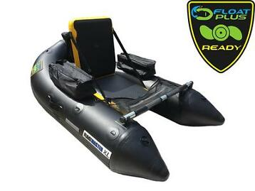 Floatmaster XL 'Black Edition' Bellyboat | Bellyboot