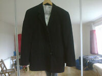 Seppälä black men's jacket