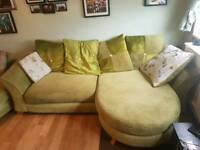 Beautiful 2 year old DFS Sofas
