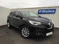 Renault Kadjar 1.6 dCi Dynamique Nav 5dr (metallic - diamond black) 2017